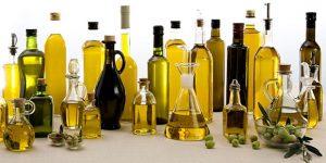 tipos de aceite