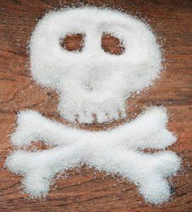 azúcar perjudicial para la salud