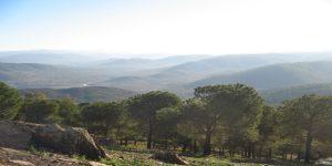 La Sierra de Azuaga